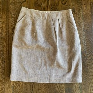 Anthropologie Pencil skirt- size 4